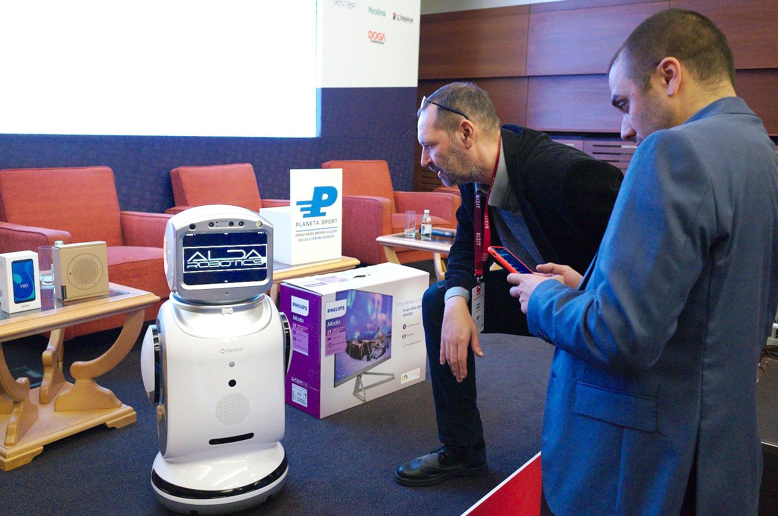 Nano ALDA Robotics