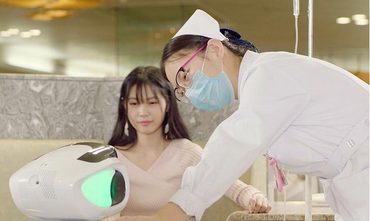 Sterilization robot